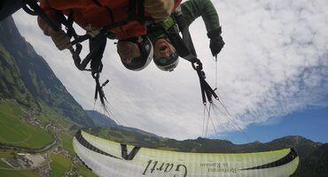 Adrenalinflug Tandem