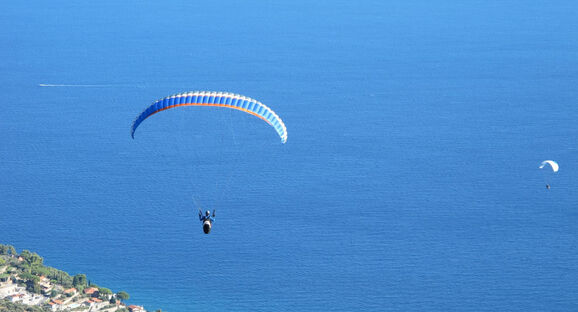 Fliegen in Italien